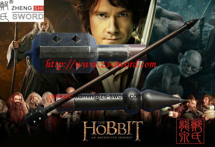 The Hobbit Movie Weapons Fantasy Sword Cartoon Real Sword Historic Sword