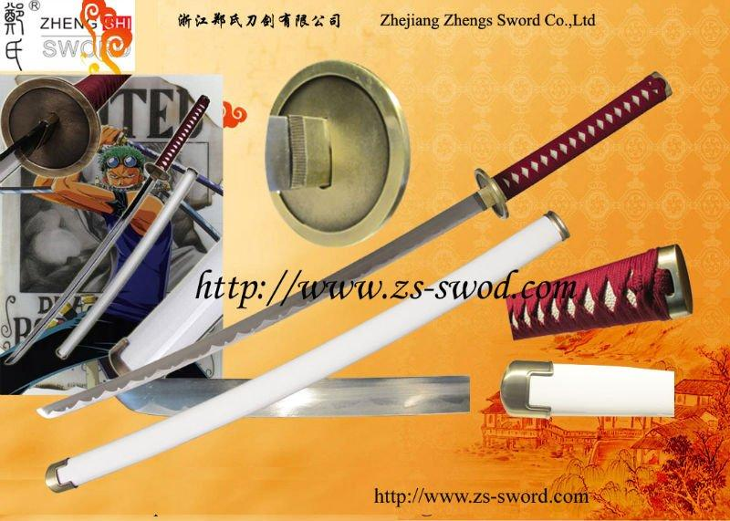Wado Ichimonji Sword Of Zolo One Piece