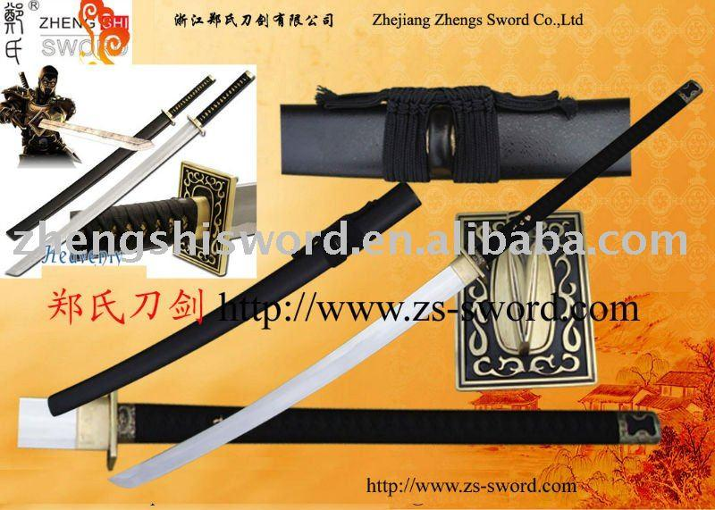 Cartoon Sword-Cosplay Sword-Mortal Kombat Scorpion39;S Katana